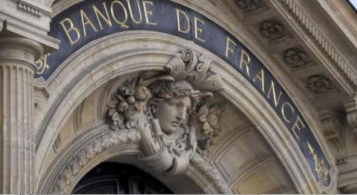 仏中央銀行のフランス銀行