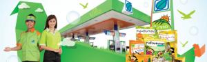 「グリーンなエネルギー」としてガソリンスタンド展開