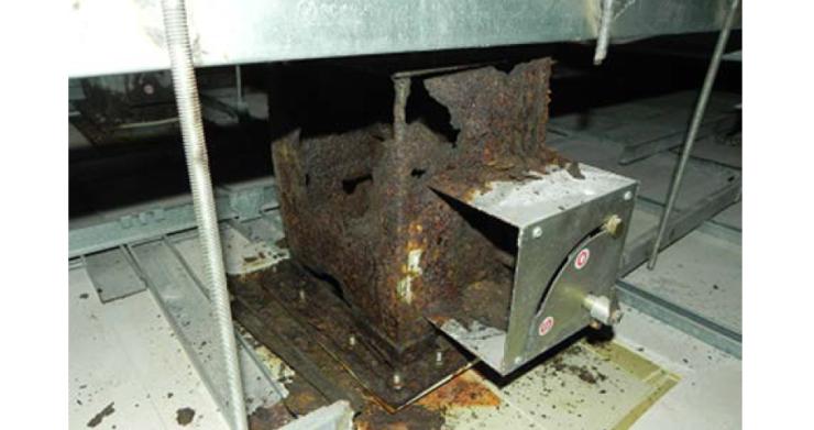 日本原燃、六ヶ所村ウラン濃縮工場、排気ダクトがボロボロに腐食 ...