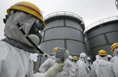 焦点:福島原発汚染水、漏えいタンクに違法労働の影