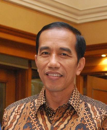 インドネシアのジョコ・ウィドド次期大統領