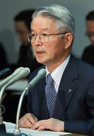 経営責任を取らずに退任した勝俣恒久元東電会長