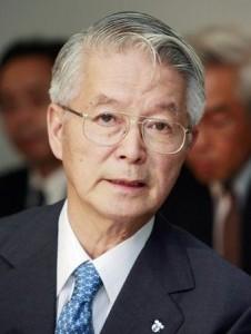 勝俣恒久東電元会長