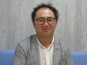 プロボノプログラムを主催する木村さん
