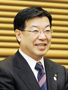 京都府山田知事