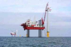 丸紅が買収した英シージャックス社の洋上風車建設基地