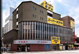 スーパーホテルLOHAS JR奈良駅