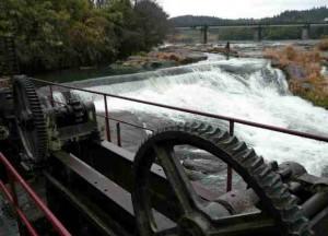 日本工営は発電所の遺構が残る曽木の滝で小水力発電に参入(鹿児島県伊佐市)