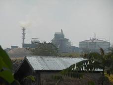 伊藤忠、日揮が出資して2012年に操業を開始したバイオエタノール工場